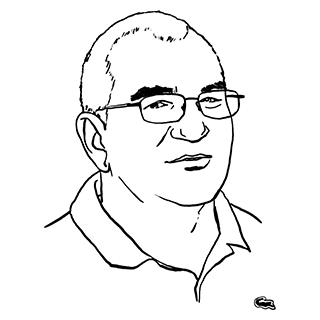 Portrait de François Silva